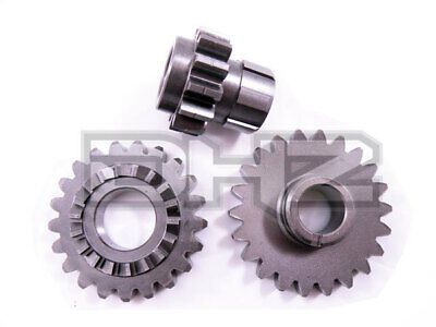 Lifan 140Cc Start Gear/bridge Gear/driven Gear Kit