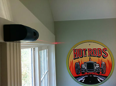Cool Hot Rod Laser Tool ~ Hand Held Laser Marker That Works!......Rat Rod Style!
