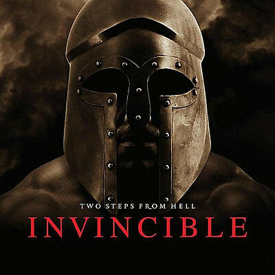 Invincible by Two Steps From Hell (CD-2011) NEW-Free Shipping
