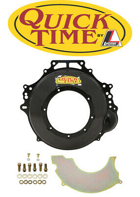 Quick Time RM-6045 Universal SB Ford & SB Chevy Bellhousing For Powerglide Trans