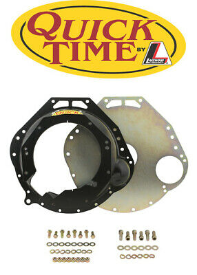 Quick Time RM-8031 Bellhousing Ford 5.0/5.8 to T56/Ford Trans (Fork @ 7:00) SFI