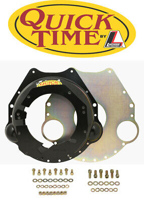 Quick Time RM-8072 Bellhousing Buick/Olds/Poniac V8 Engine to LS1-T56 Trans SFI
