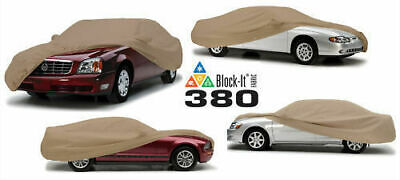 COVERCRAFT BLOCK-IT 380 all-weather CAR COVER fits 2012-2015 Fiat 500 Hatchback