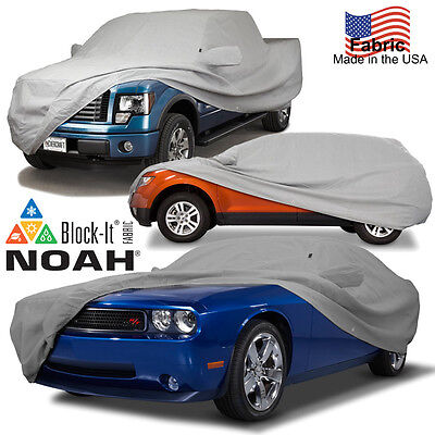 COVERCRAFT EVOLUTION ALL-WEATHER CAR COVER custom made