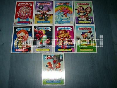2006 USA Garbage Pail Kids ALL NEW SERIES 5 COMPLETE MAGNET Set - ANS