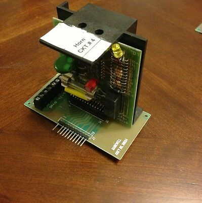 Gamewell ZANS-400 Horn Circuit Card 30636 Notification Card