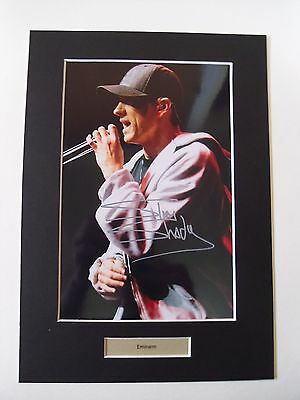Eminem signed autograph photo