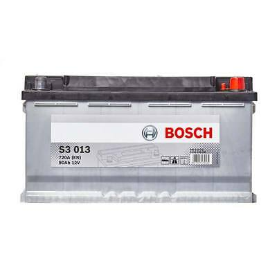 Bosch Car Battery 12V 90Ah Type 017 720CCA 3 Years Wty Sealed OEM Replacement