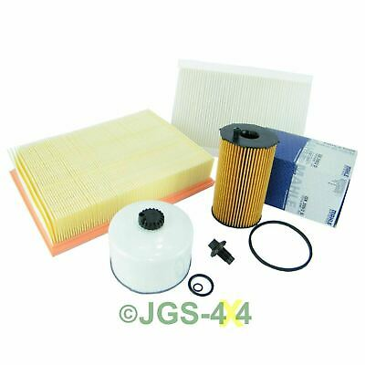 Land Rover Discovery 3 2.7 TDV6 Diesel Engine Oil Air Fuel Filter Kit - BK0064