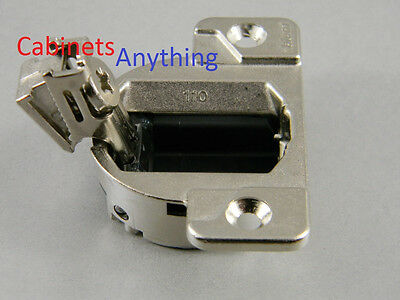 (50) Blum Compact 33 110° Hinges 33.3600 Screw On