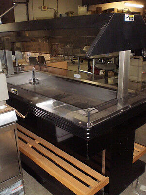 Bki Mm-6 Heated Spot Merchandiser