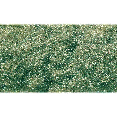 NEW Woodland Scenics Static Grass Flock Medium Green 32 oz FL635