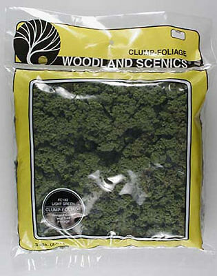 NEW Woodland Scenics Clump Foliage Light Green FC182