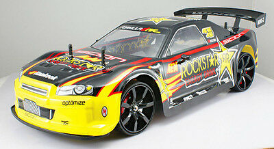 Brand New RC Remote control 1/10 Scale 4WD Drift Racing MC02-G Series Car...