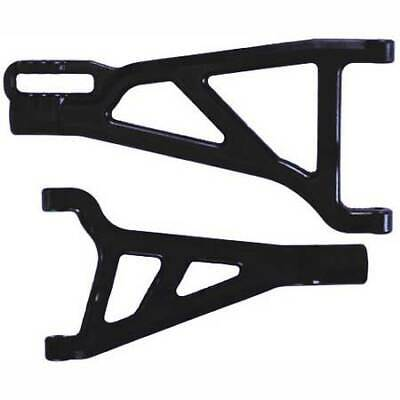 NEW RPM Front A-Arms Right Black Traxxas Revo (2) 80212