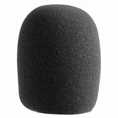 VisioSound Handheld Microphone Foam Windshield 45mm Windscreen Cover - Colours