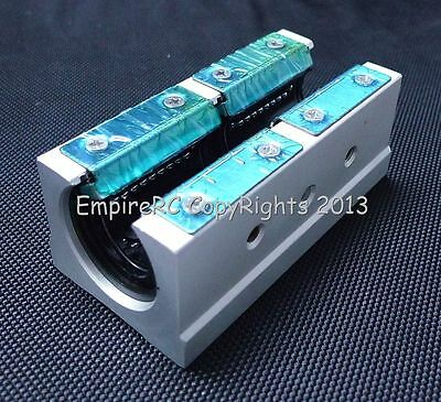 (1 PCS) SBR20LUU (20mm) Router Linear Motion Ball Bearing Slide Block FOR CNC