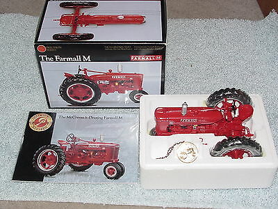 Ertl 1/16 Ih Farmall M Precision Series #7