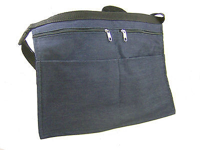 New Market Trader Money Belt Apron Pouch Denim