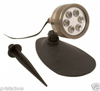 Aquascape LED 6 watt 12V  Pond/Landscape Light-water garden-submersible-large