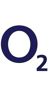 O2 Network Standard Pay as you Go PAYG sim card for Mobile Phones