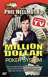 Masters of Poker - Volume 1: Phil Hellmuth's Million Dollar Poker System (DVD, 2