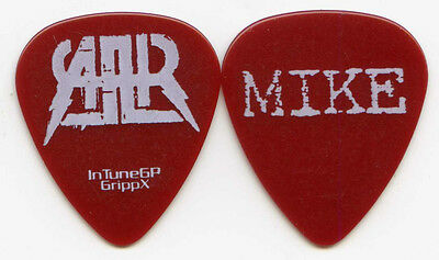 ALL AMERICAN REJECTS 2012 Kids Tour Guitar Pick!!! MIKE KENNERTY concert stage