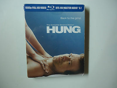 Hung: The Complete Second Season (Blu-ray Disc, 2011, 2-Disc Set) NEW