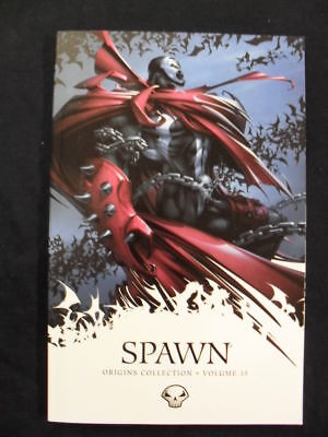 Spawn Origins Collections Volume 15 Tpb 6 Issues!