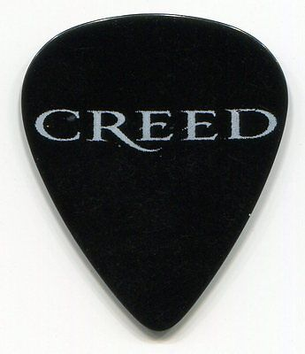 CREED 2002 Weathered Tour Guitar Pick!!! MARK TREMONTI custom concert stage #4