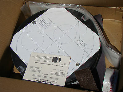 "Plp 8003055 3-Section End Plate Kit 12.5"" New In Box"