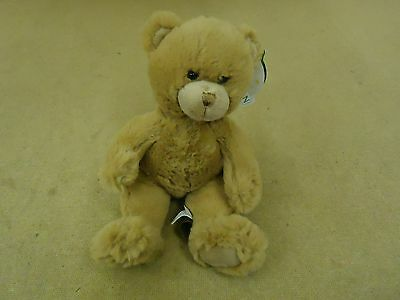 First & Main Teddy Bear 11in Cute Adorable Light Brown Dean Ages 3 & Up