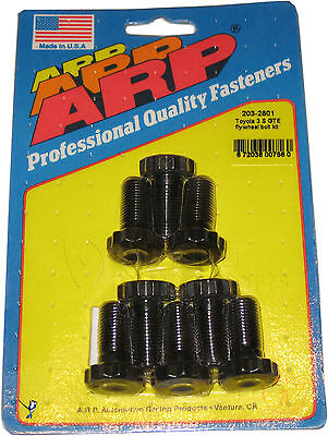 ARP 203-2801 Flywheel Bolts for Toyota 3S-GTE MR2 and Celica All-Trac Turbo