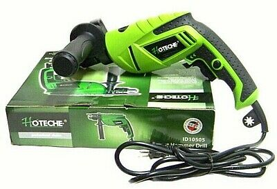 """1/2"""" Impact Rotary Hammer Drill Power Tools Ul Listed Hoteche"""