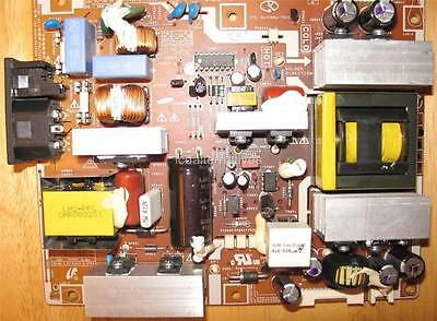 Samsung 245T Monitor Repair Kit, Capacitors Only Not Entire Board