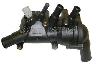 Thermostat + Housing + Switch FOR Ford KA (2003-2008 )1.3 Duratec