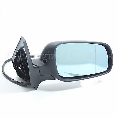 Vw Golf Mk4 & Bora 1998-2004 Electric Door Wing Mirror Drivers Side Right