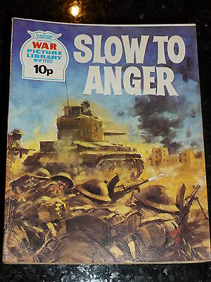 WAR PICTURE LIBRARY - No 1182 - UK Picture Comic Storybook