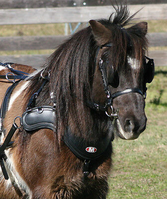 Zilco Driving Harness SlSportz Shetland-Breastplate&traces,witherstrap,martingal
