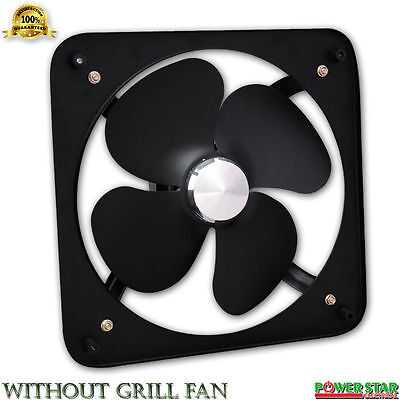 Heavy Duty Industrial Fan Ventilating Metal Exhaust Sizes - 8/10/12/14/16/18/20""