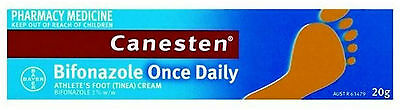 Canestan Bifonazole Once Daily Cream 20g