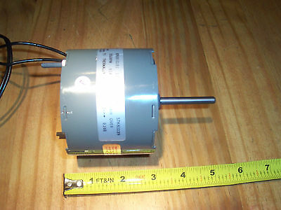 1/70 hp_115V_  Electric Motor_ CLOCKWISE (CW)_ HVAC_1550 RPM  (#4587)