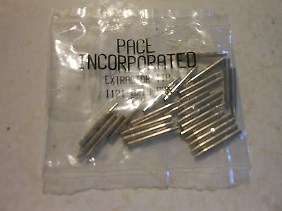 """25 Pace Desoldering Extractor Tips 1121-0213---.020""""id    Fit Sx25, Sx25V, Sx20"""