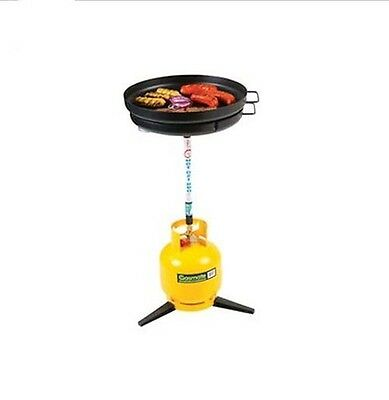 GASMATE HOT OZI Portable BBQ Compact Ozzie Camping Stove Cooker