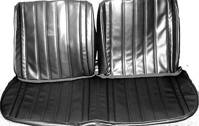 1964 BUICK SKYLARK FRONT BENCH SEAT W/O ARMREST SEAT COVER 6 COLORS AVAIL. 1 PC