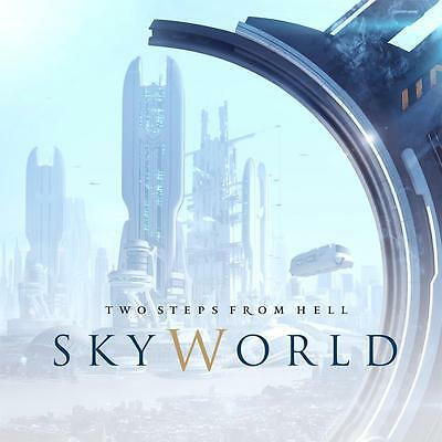 SkyWorld by Two Steps from Hell  (CD-2012) NEW-Free Shipping