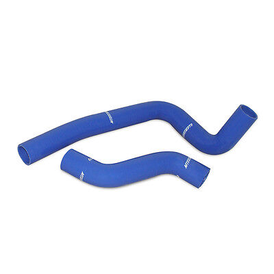 Mishimoto Silicone Radiator Hoses - fits Mazda RX7 FD3S - 1992-2002 - Blue