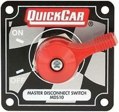 Master Battery Disconnect Panel Switch Quickcar IMCA 4 Post Alternator Drag Race