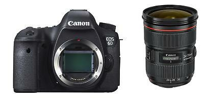 SALE BRAND NEW CANON EOS 6D DSLR CAMERA FULL FRAME + EF 24-70mm f/4L IS LENS KIT