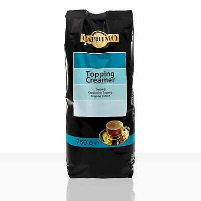 Caprimo Kaffeeweisser Topping Creamer 750g Milchpulver